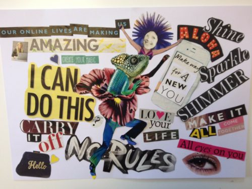 Crisis of Confidence: How a Vision Board Can Help Shape Your Future