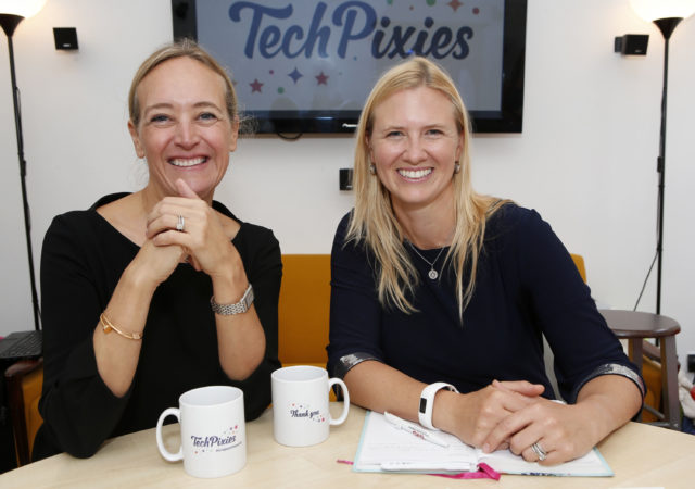 TechPixies helps London women back to work